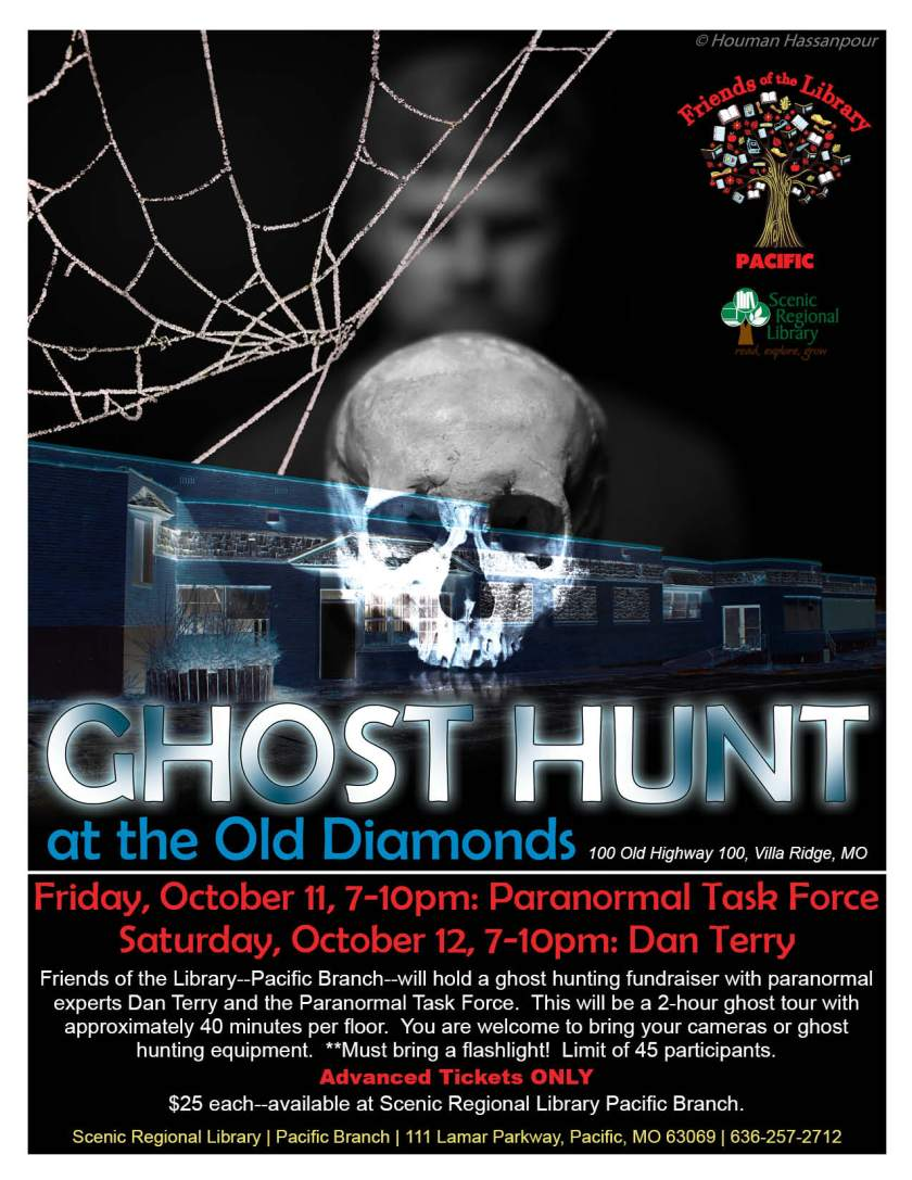 FOTL Ghost Hunt-2019